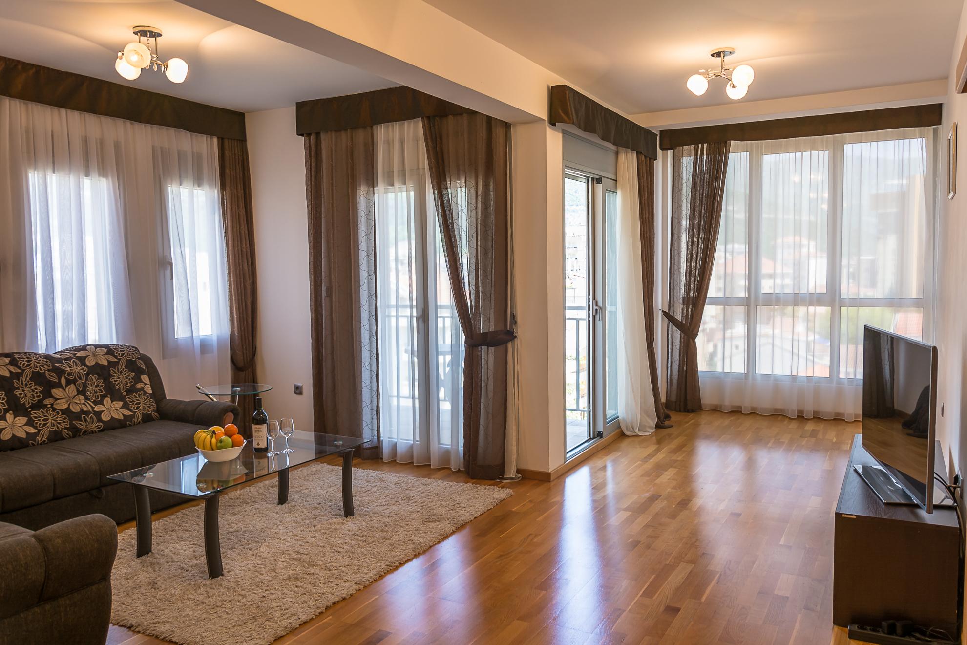 Апартаменты «Salvia», Будва