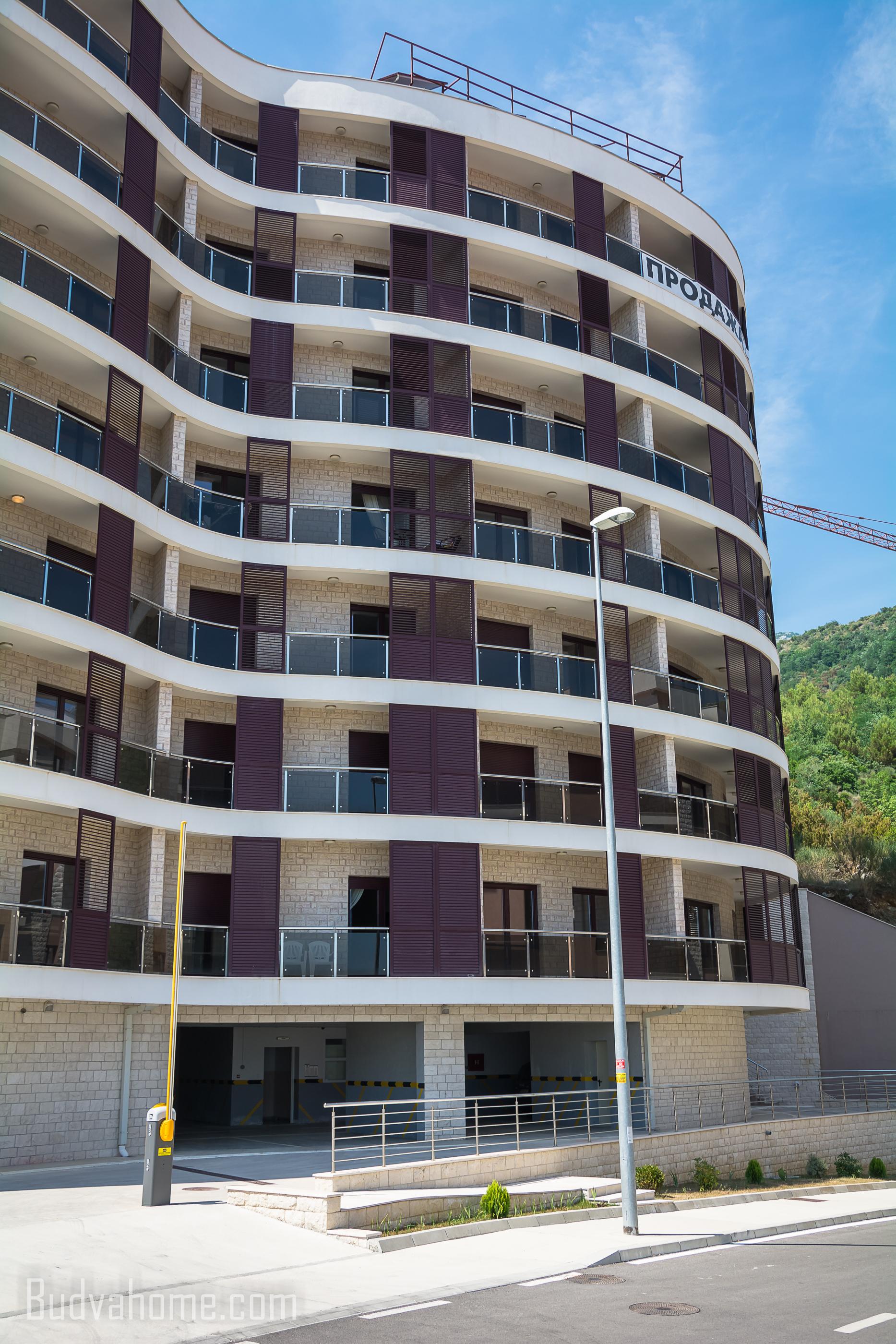 Черногория герцег нови апартаменты