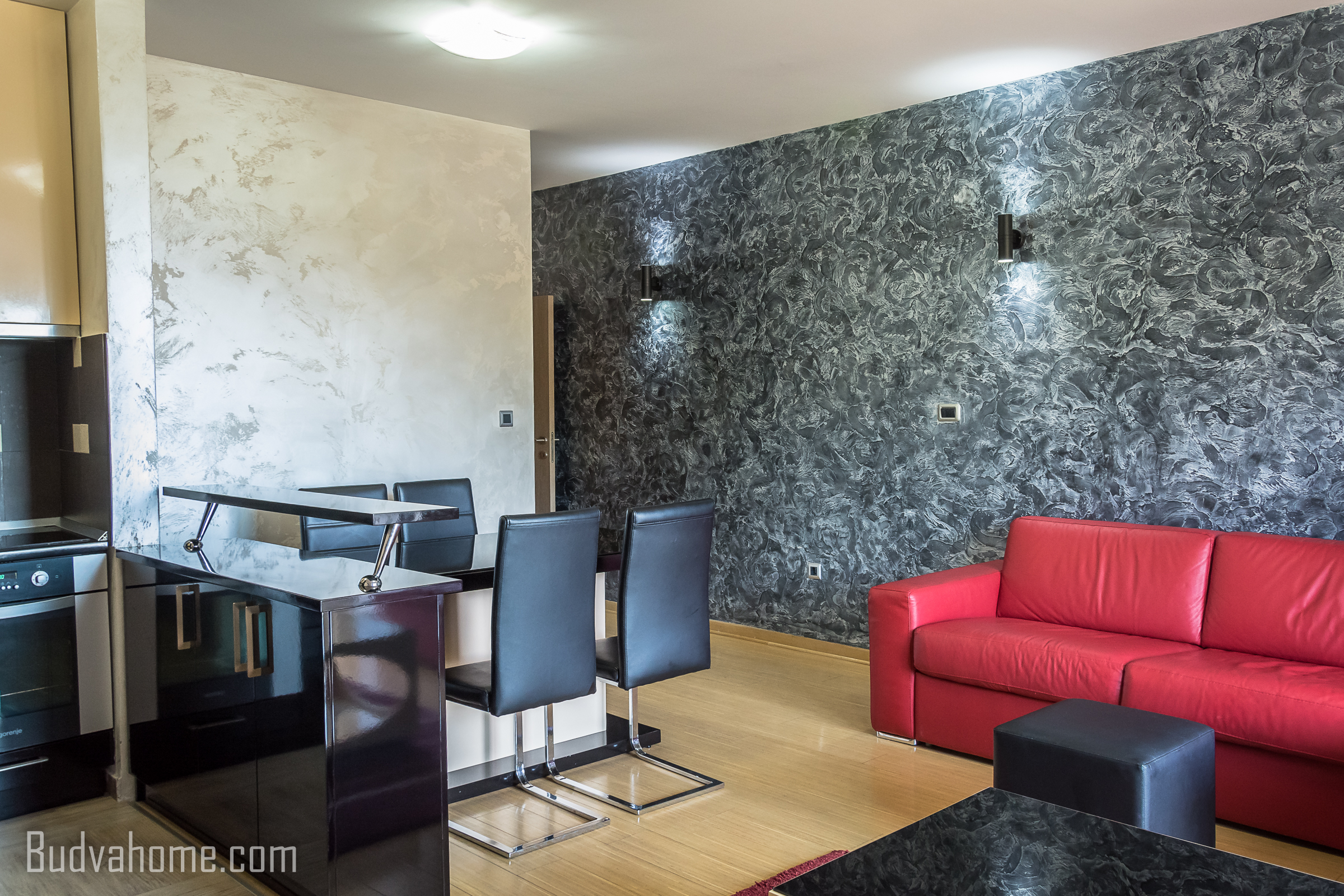 Апартаменты «Alpina», Пржно