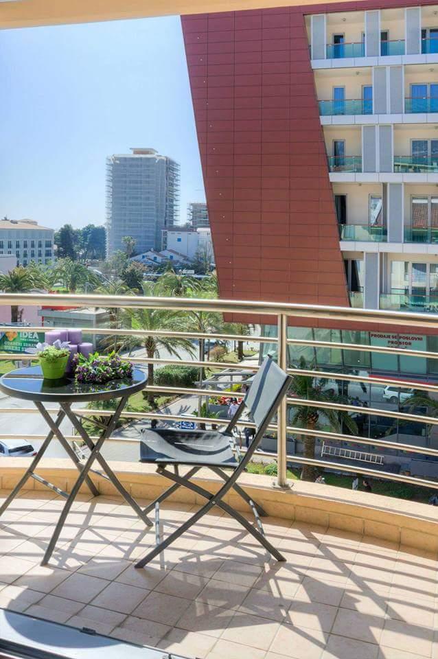 Апартаменты «City-1», Будва