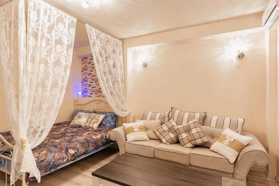 Апартаменты-студия «Эвелина», Будва