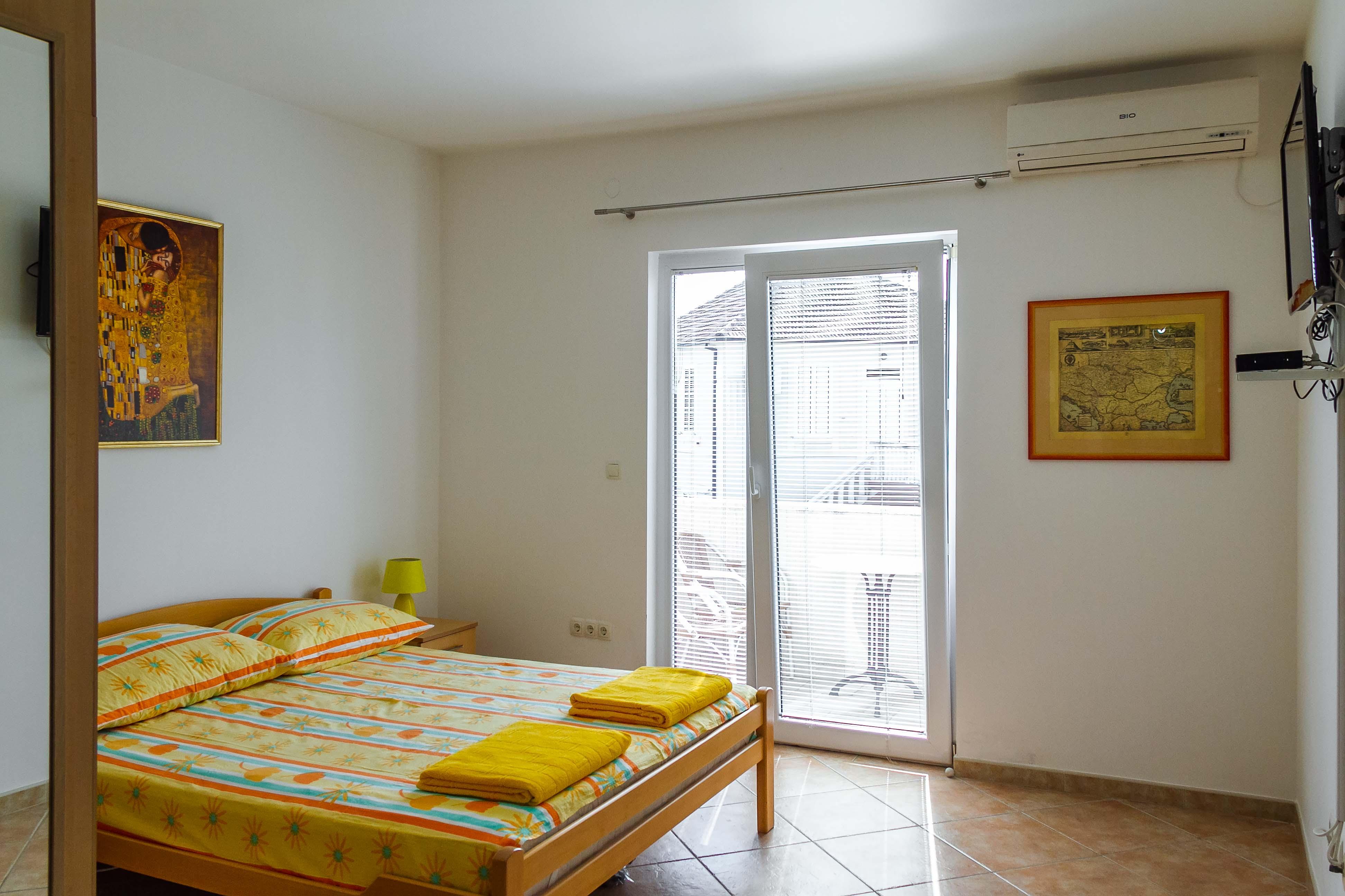 Апартаменты «Teana -1», Тиват