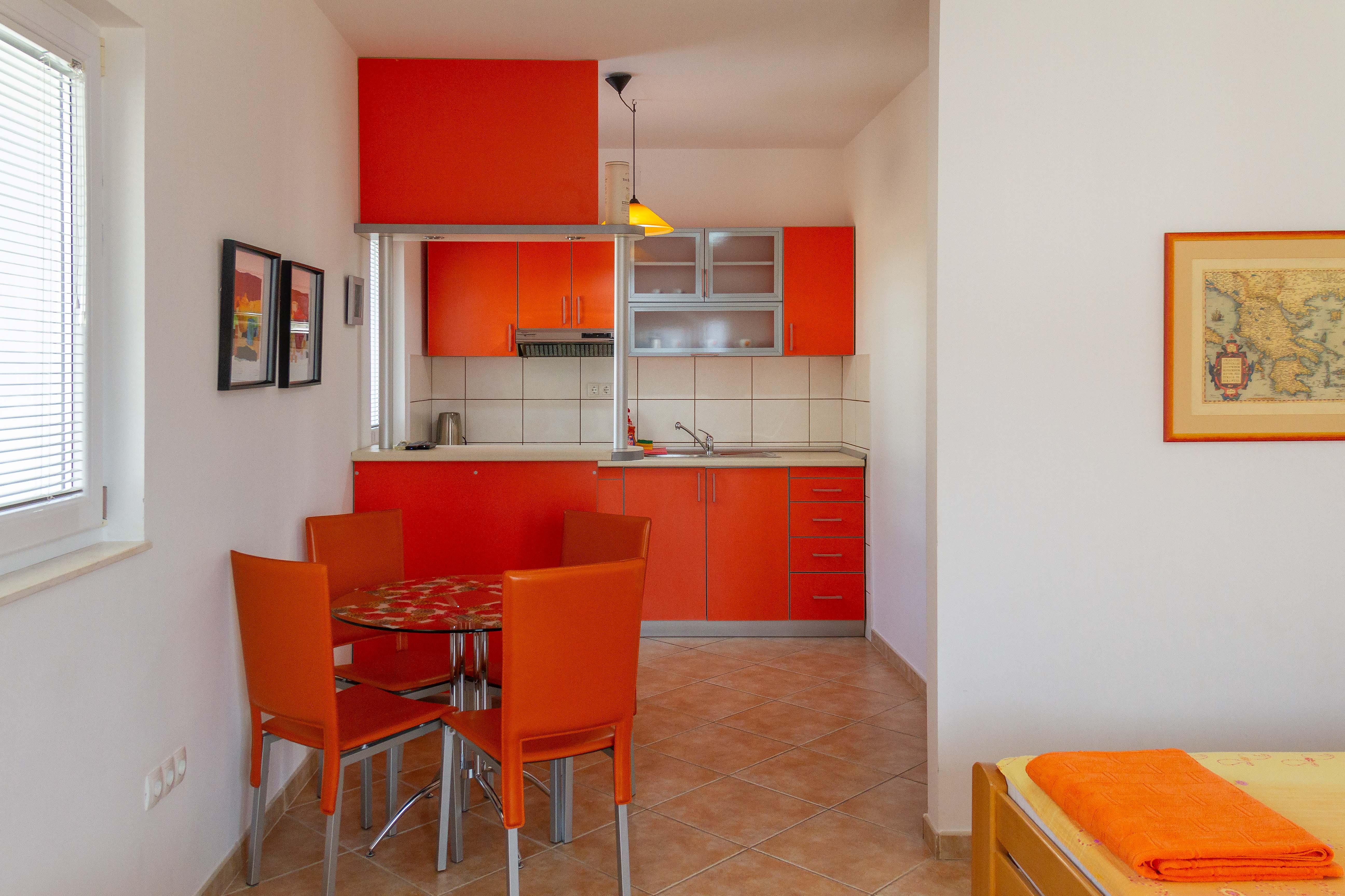Апартаменты «Teana -3», Тиват