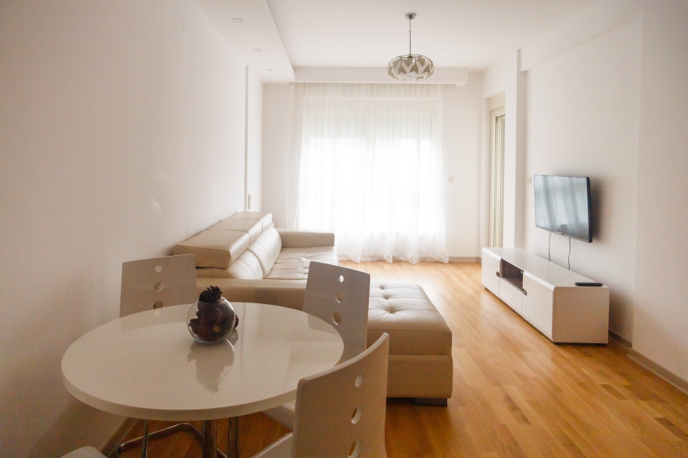 Апартаменты «Lux», Будва