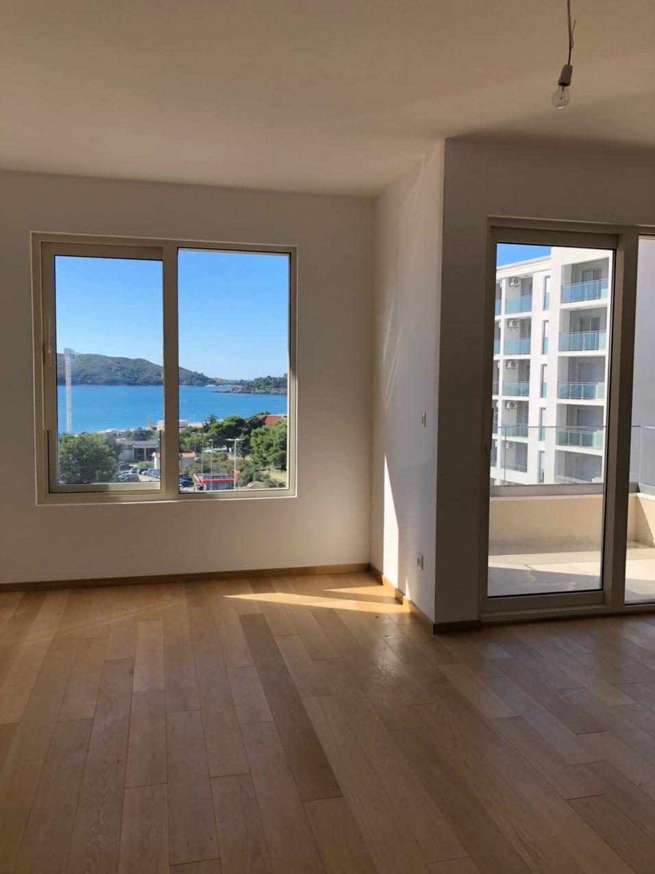Апартаменты в новом доме в Бечичи (лот 3)
